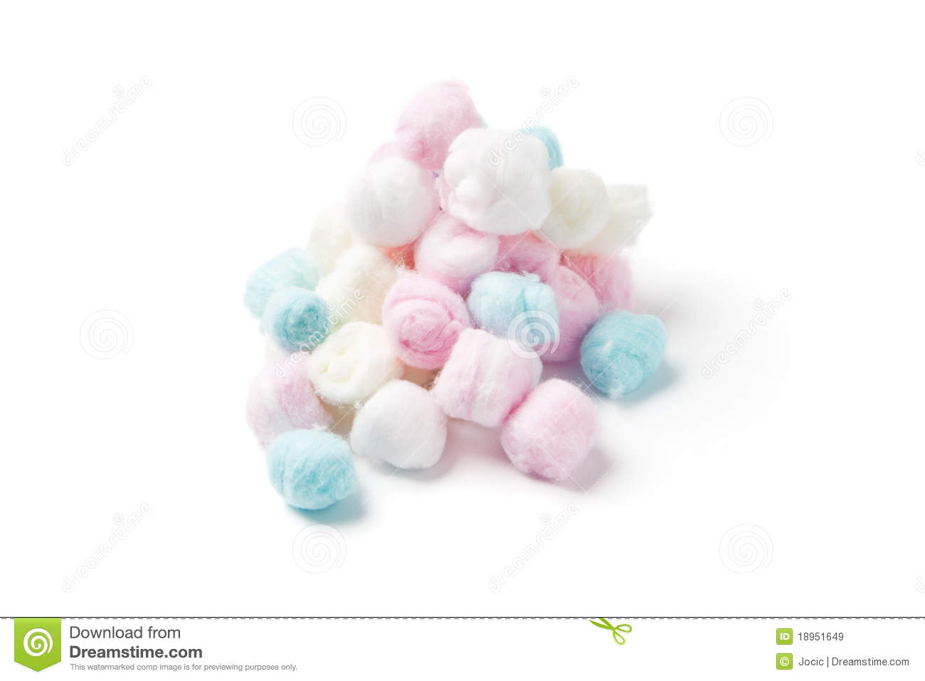 Cotton Ball Clipart Cotton Balls 18951649 Jpg