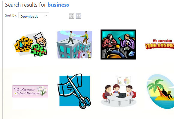 Business For Presentations Clipart - Clipart Kid