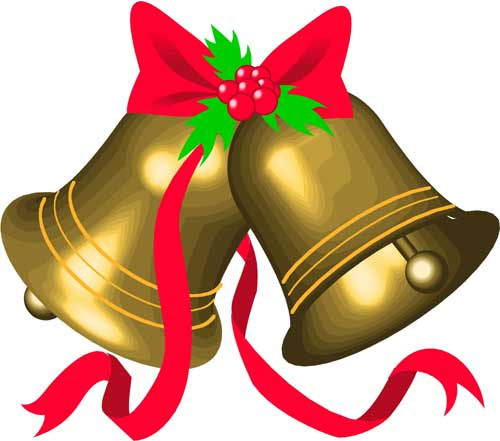 Clip Art Christmas Bells Clipart jingle bells clipart kid pictures of best