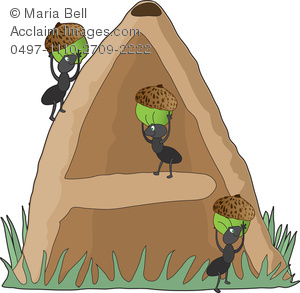 Anthill Clipart