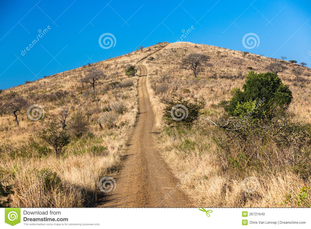 Dirt Road Hill 4x4 Vehicle Stock Photo   Image  26721640