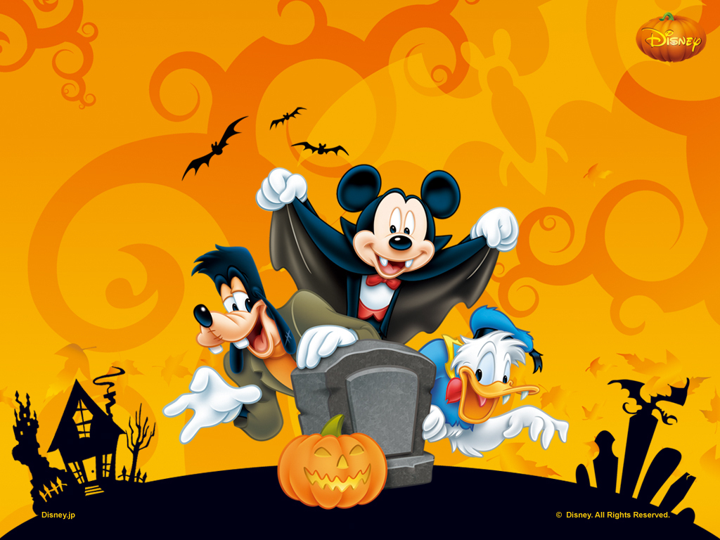 Halloween 2012 Wallpaper For Disney S Fan   Wallpaper For Holiday