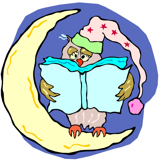 Image result for bedtime stories clip art