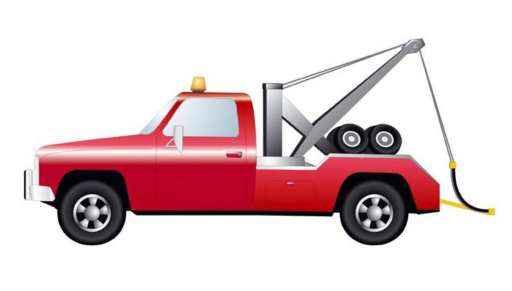 Clip Art Tow Truck Clipart tow truck towing clipart kid clip art