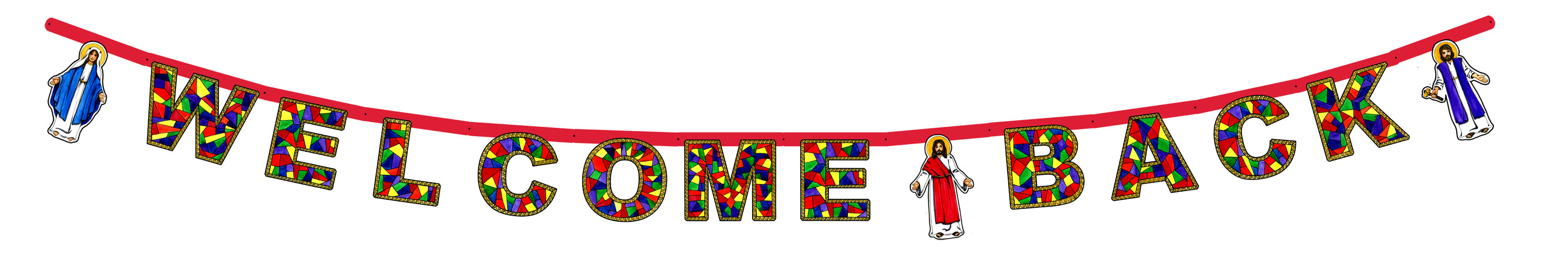 Welcome Back Banner Clip Art Quotes