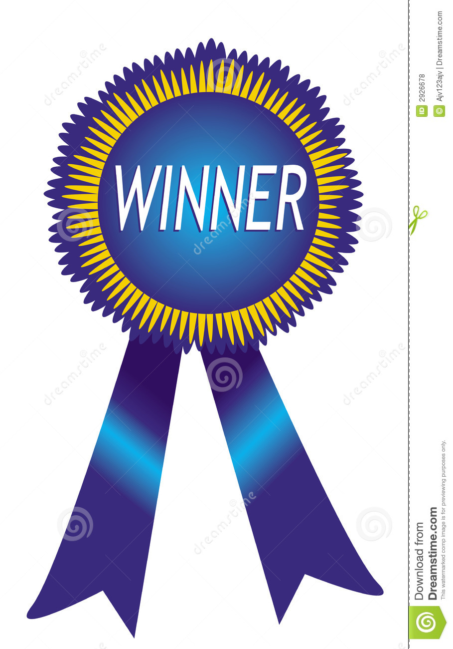 Winner Ribbon Clipart - Clipart Kid