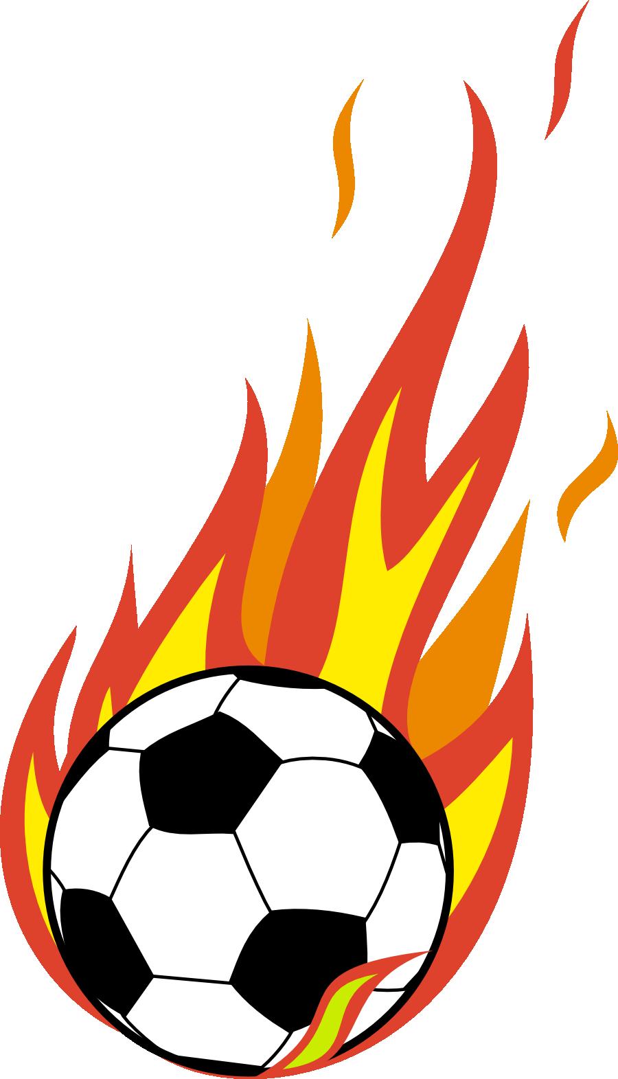 Soccer Ball Clipart - Clipart Kid