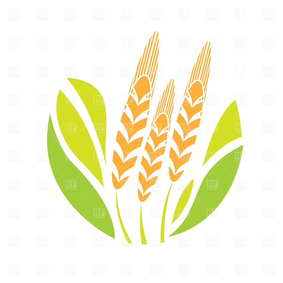 Agriculture Emblem Download Royalty Free Vector Clipart  Eps