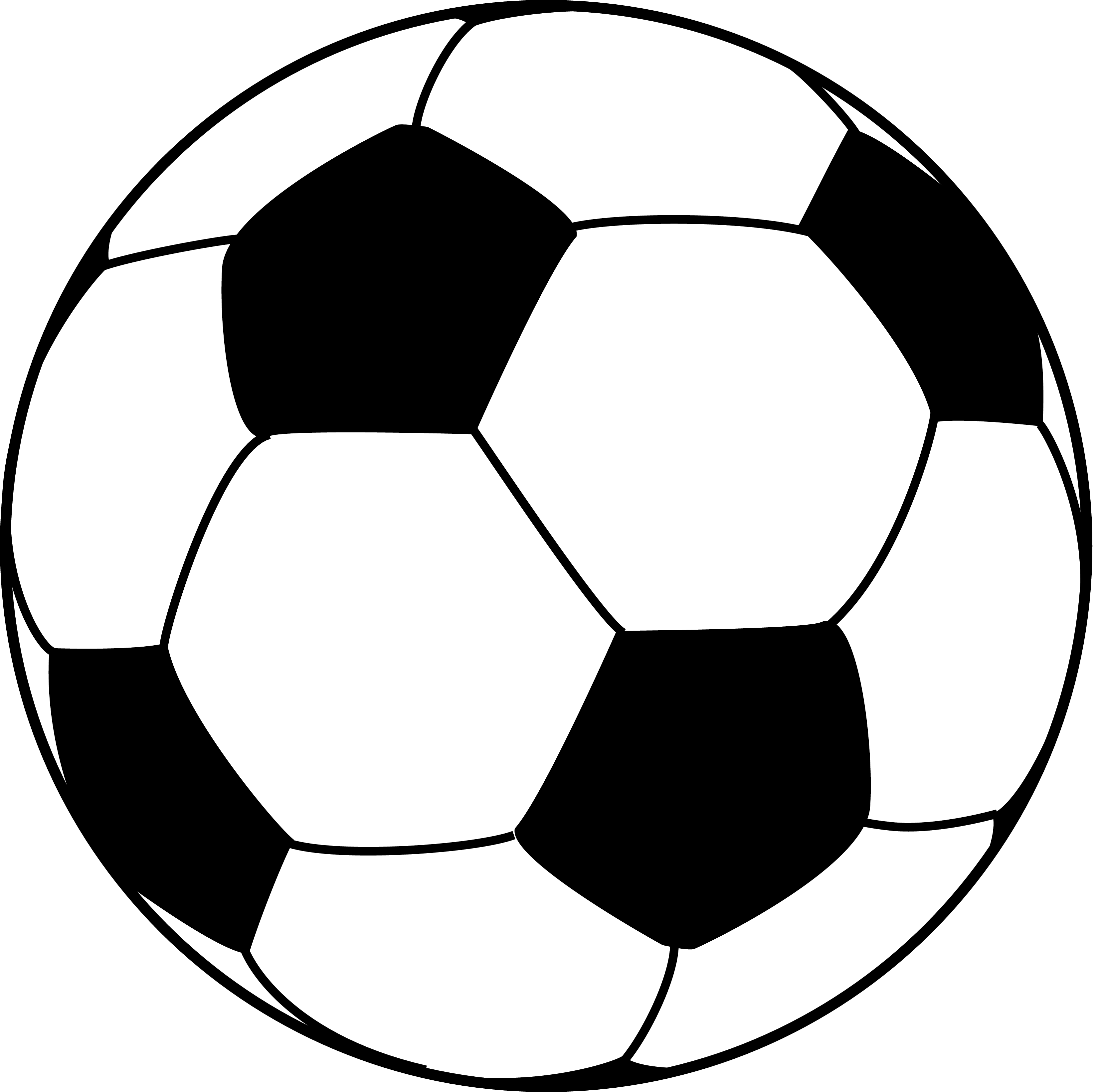 Clip Art Soccerball Clipart soccer ball clipart kid can t find the perfect clip art