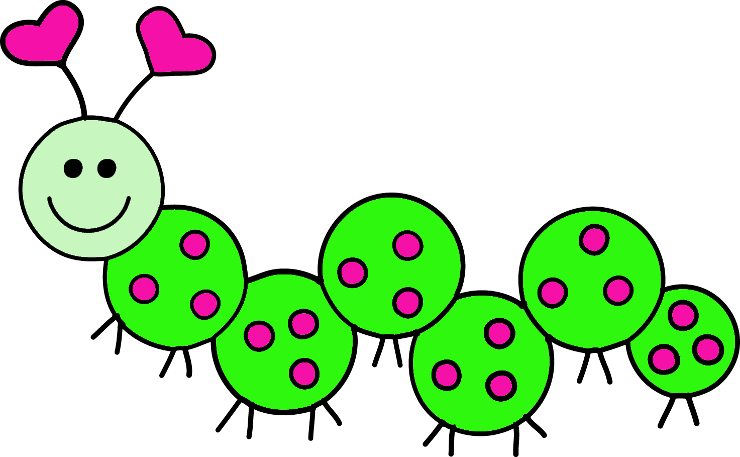 Caterpillar Head Clipart   Clipart Best