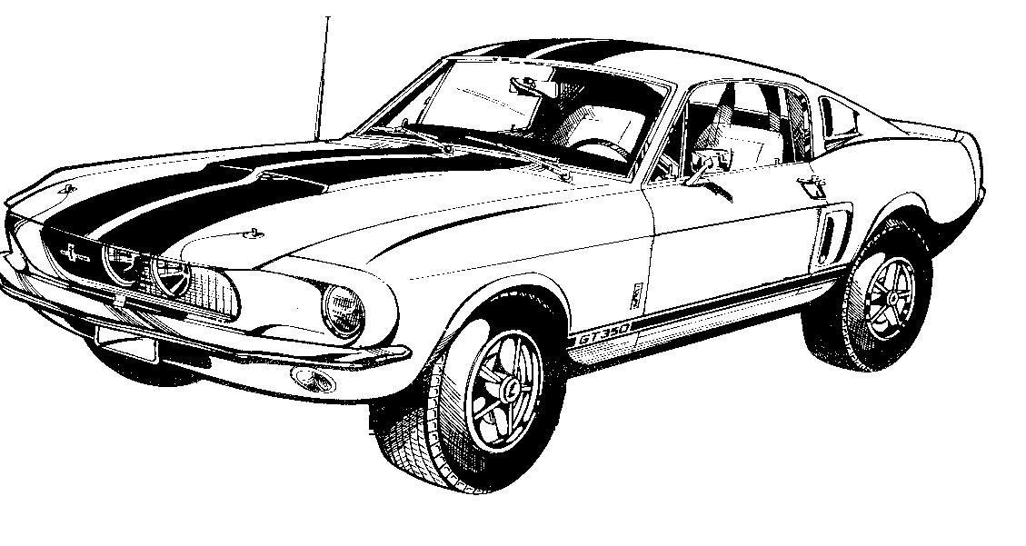 Clipart Mustang Puzzles Mustang Memory Clipart Logos Screensavers