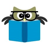 Owl Reading Clip Art 15637917 Funny Owl Reading A Book Jpg