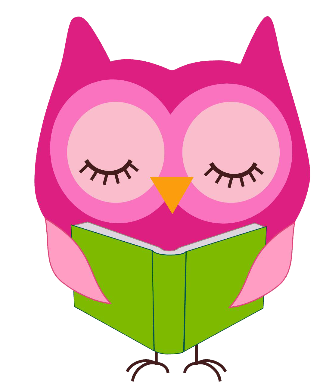 Owl Reading Clip Art   Cliparts Co