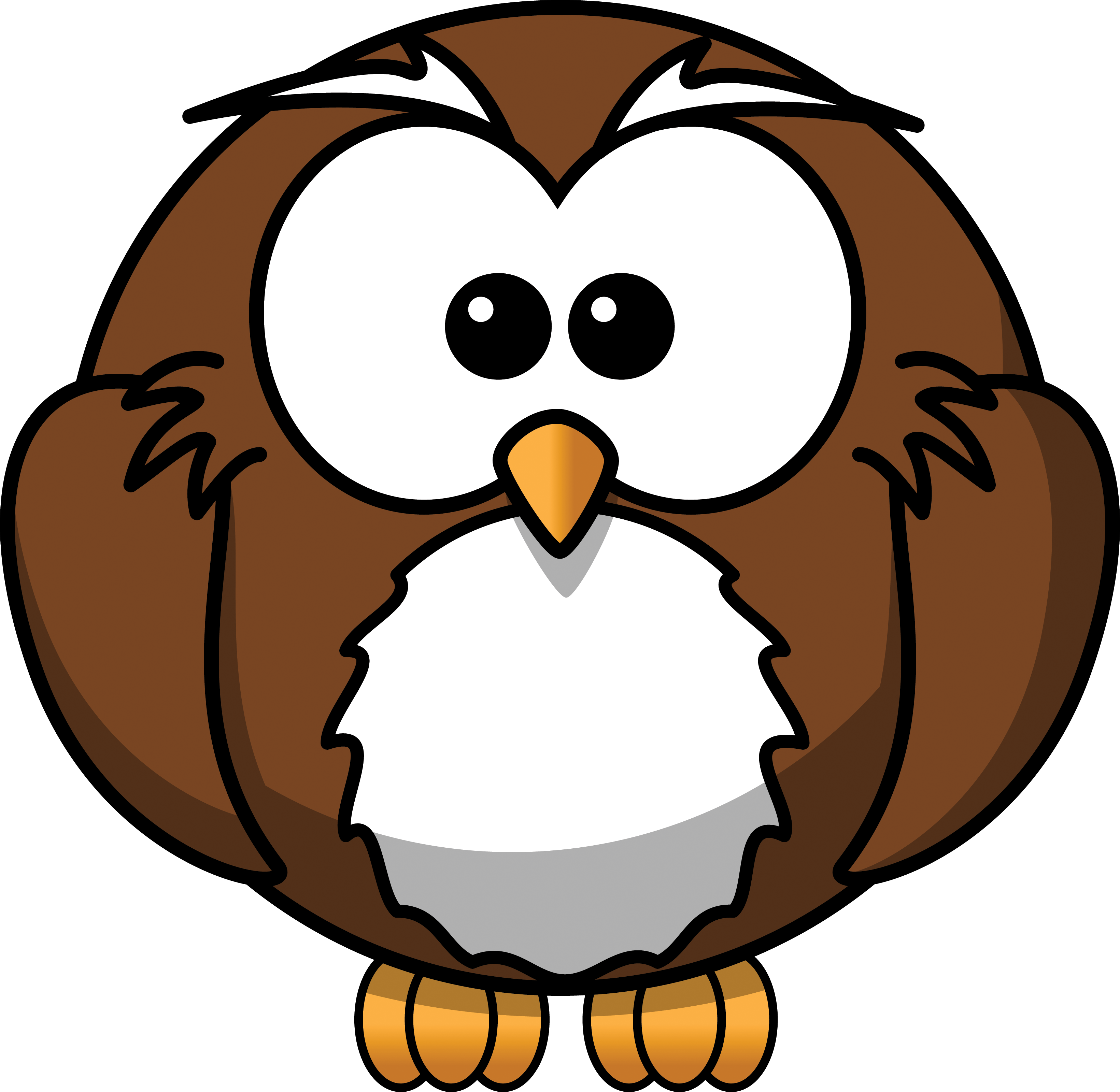 Owl Reading Clipart   Clipart Panda   Free Clipart Images