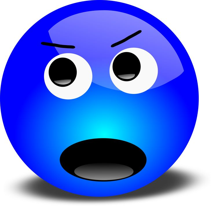 Annoyed Face Clipart - Clipart Kid