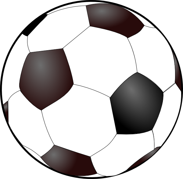 Soccer Ball Clip Art At Clker Com   Vector Clip Art Online Royalty