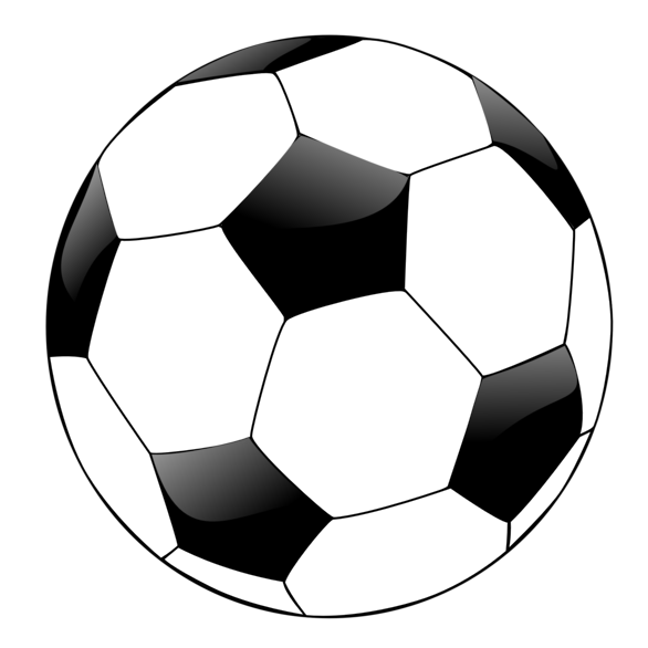 Transparent Soccer Ball Clipart - Clipart Kid