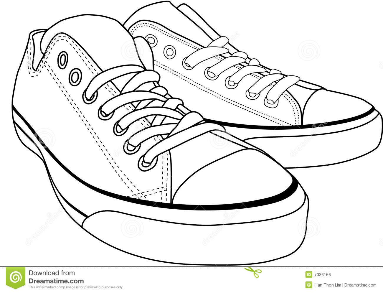 Clip Art Tennis Shoes Clipart red tennis shoes clipart kid clip art black and white black