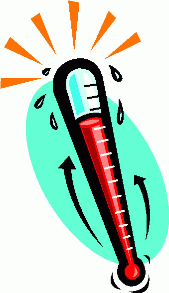 Cold Thermometer Clipart - Clipart Kid