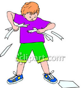 Difficult Frustrated People Clipart Losing 60 Child Frustrated Vector