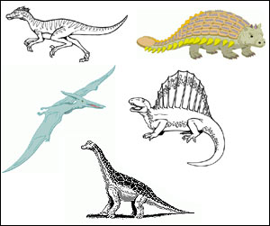Dinosaur Clipart   Free Dinosaur Clip Art   Dinosaur Animations And
