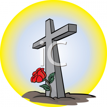 Related Image With Clipart Image For Headstone Monument Cross 52