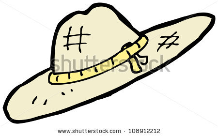 Straw Hat Clipart   Clipart Panda   Free Clipart Images
