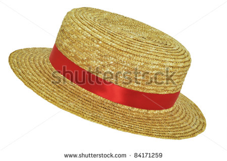 Straw Hat Stock Photos Straw Hat Stock Photography Straw Hat