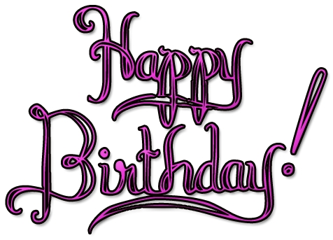 Adult Happy Birthday Clipart - Clipart Kid