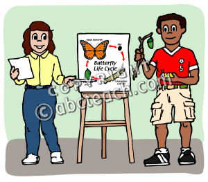Clip Art  Kids  Presentation Color   Preview 1