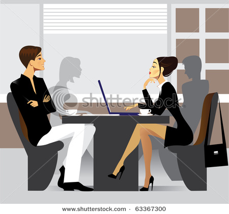 Business Meeting Clip Art – Cliparts