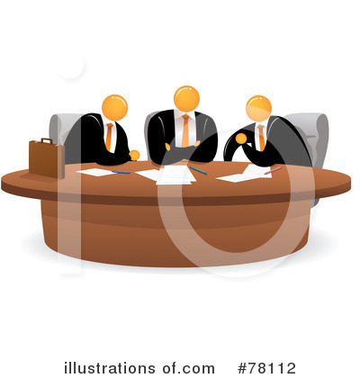 Meeting Clip Art  Business Meeting Clipart