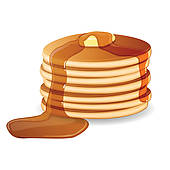 Clip Art Pancake Clipart sausage and pancakes clipart kid clip art vector with maple