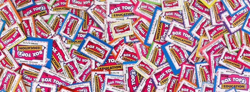 Remember To Keep Collecting Those Box Tops All Year Long And See If We
