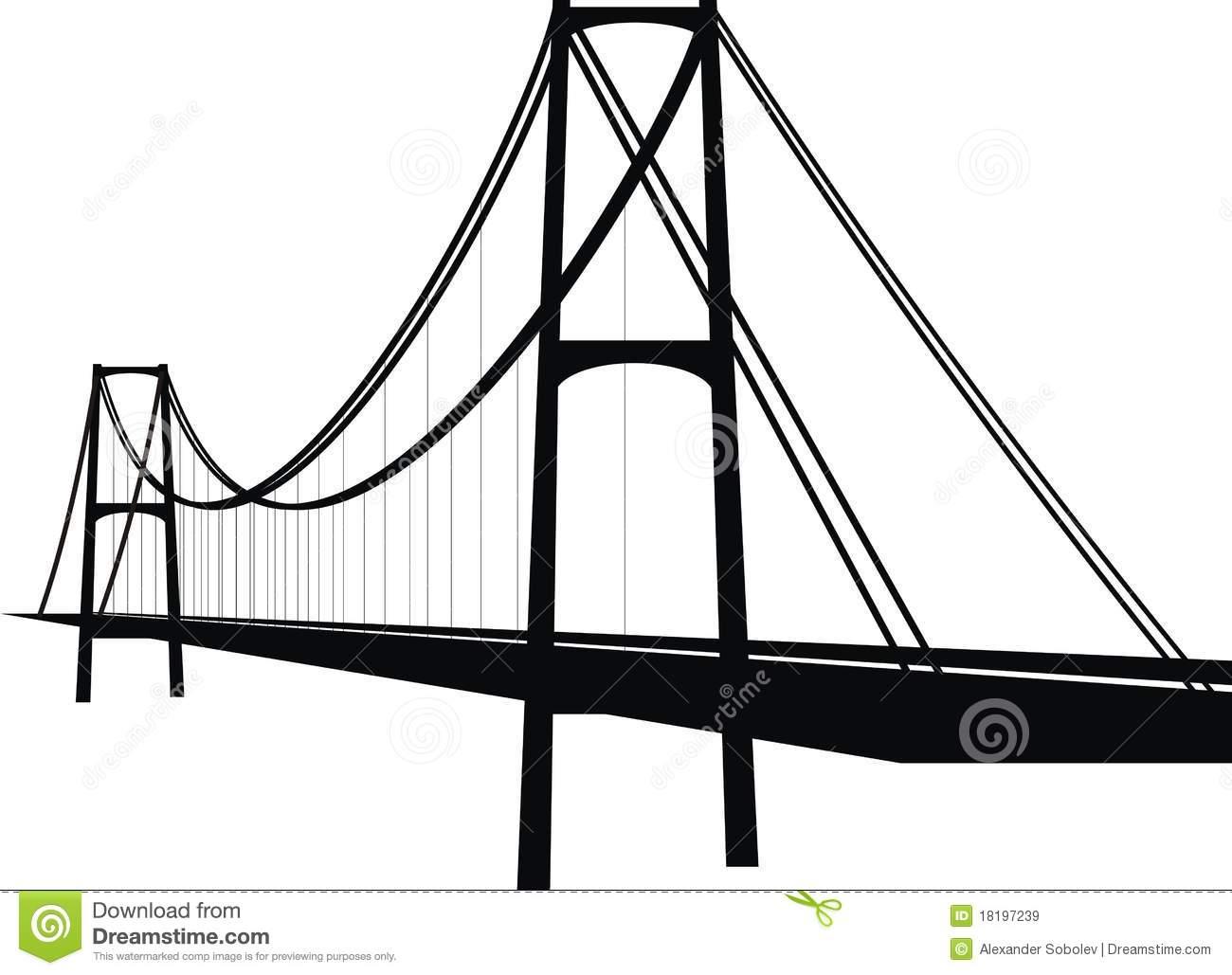 simple bridge clipart clipart suggest