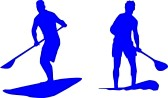 Stand Up Clipart 20534289 Stand Up Paddling Jpg