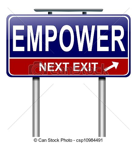 Stock Photo   Empower Concept    Stock Image Images Royalty Free