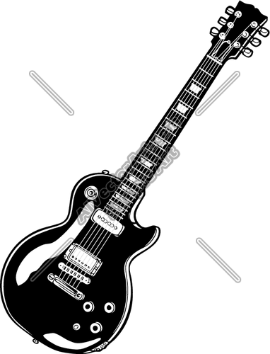 Clip Art Electric Guitar Clipart electric guitar black and white clipart kid clip art and