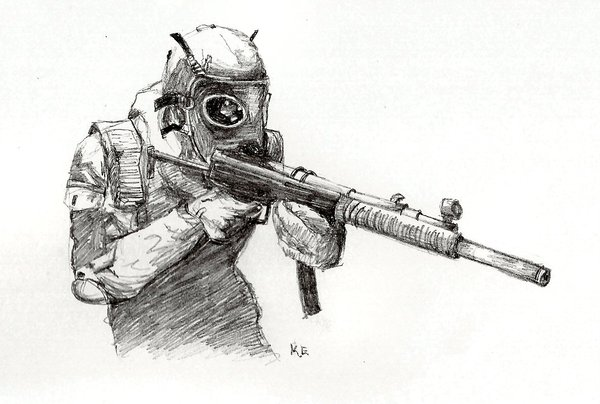 Call Of Duty 4 By Smilie5768 On Deviantart