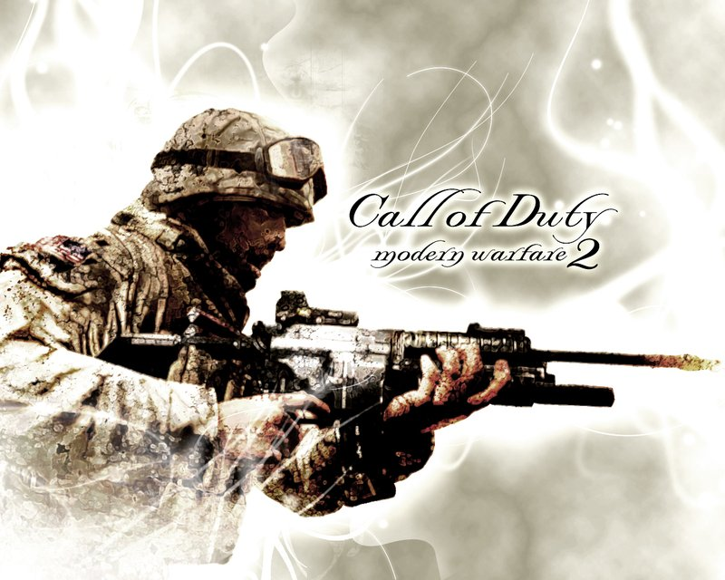 Call Of Duty  Modern Warfare 2 By Db03r On Deviantart