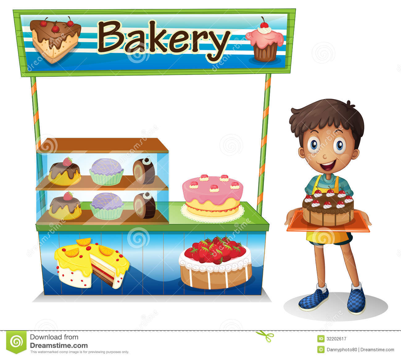 Clip Art Bakery Cake : Bakery Black And White Clipart - Clipart Suggest