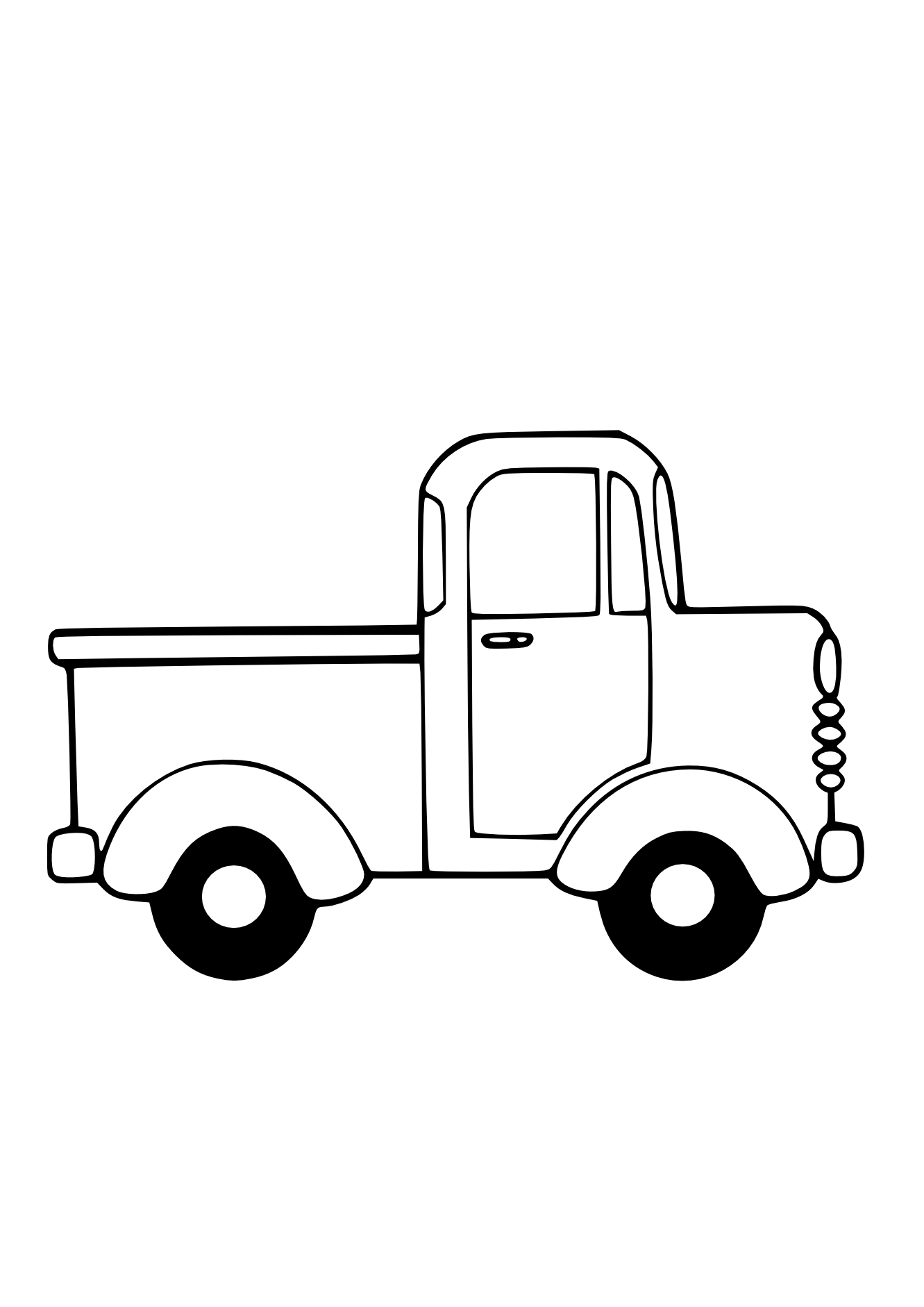 Clip Art Clip Art Truck truck outline clipart kid fireplace black and white panda free clipart