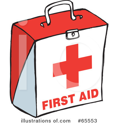 First Aid Clipart  65553 By Dennis Holmes Designs   Royalty Free  Rf