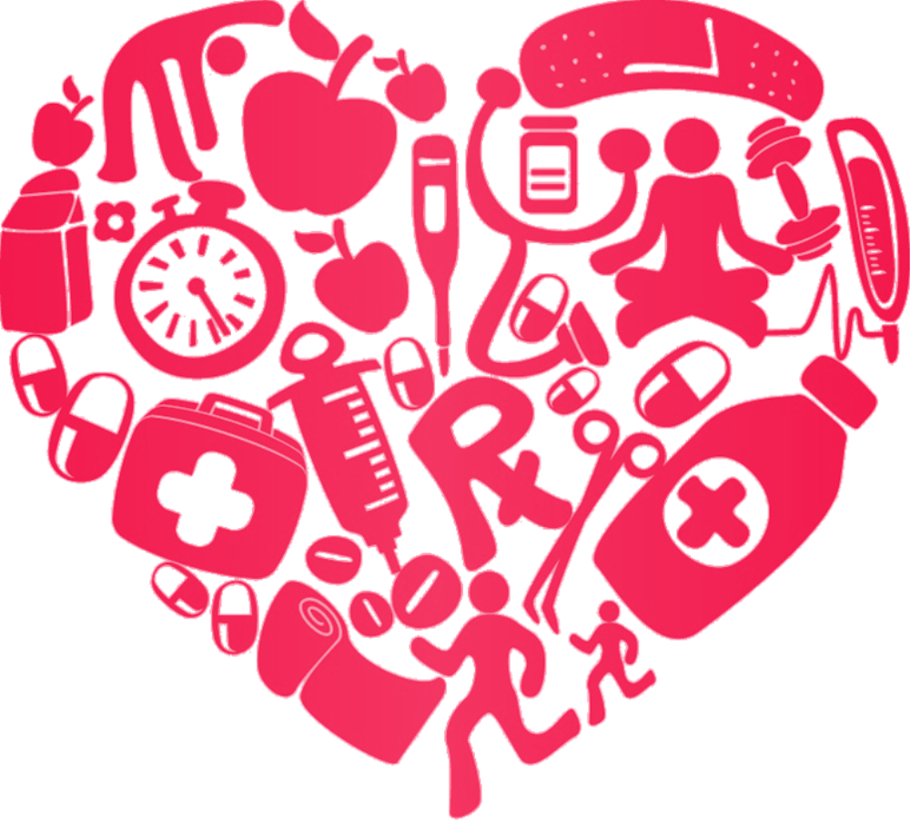 First Aid Heart Clipart   Color Change    Best Destination Wedding