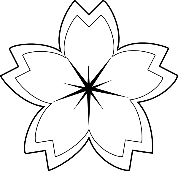 Lily Pad Outline   Clipart Best