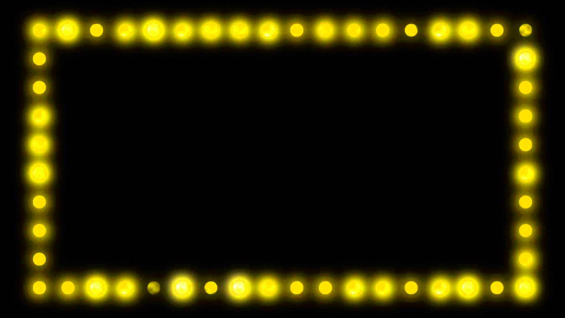 Yellow Lights In Theater Clipart - Clipart Kid