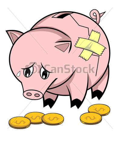 Piggy Bank Clipart Free   Clipart Panda   Free Clipart Images