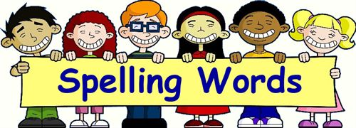 Clip Art Spelling Clip Art spelling clipart kid below is a list of weekly words for the 2014 2015 school year