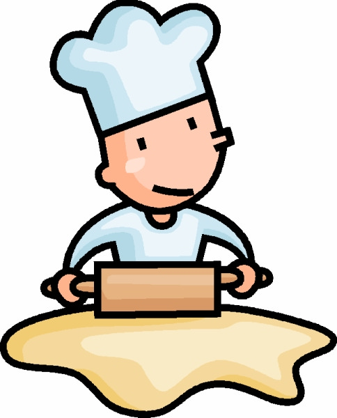 Cooking Cidren Clipart - Clipart Kid