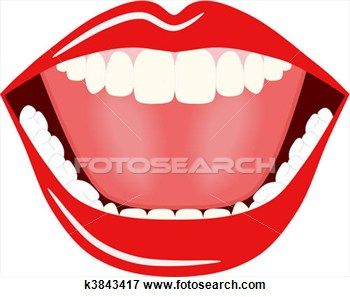 Laughing Mouth Clipart Mouth Clip Art